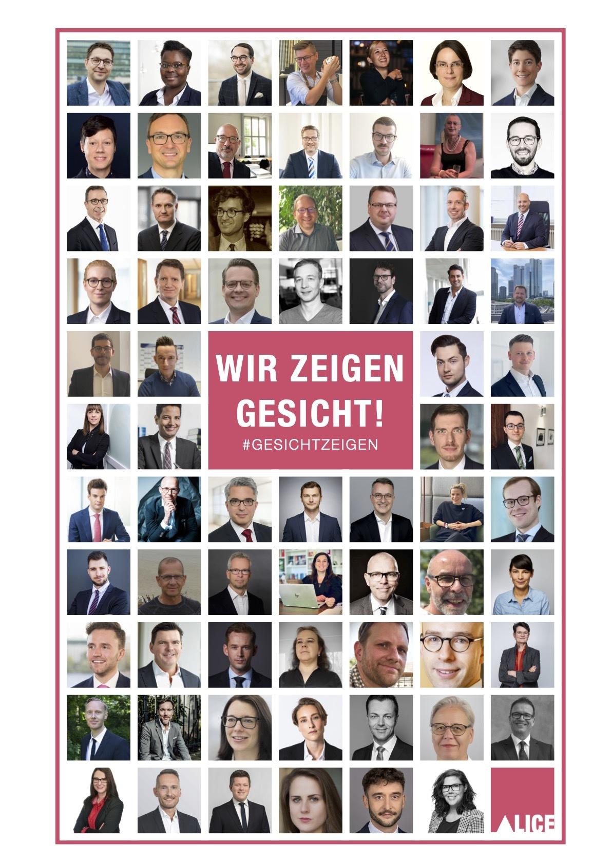 Vorbilder für mehr Offenheit im Job: 70 LGBTIQ+ Jurist:innen zeigen Gesicht